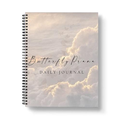 ButterflyPrana Daily Journal