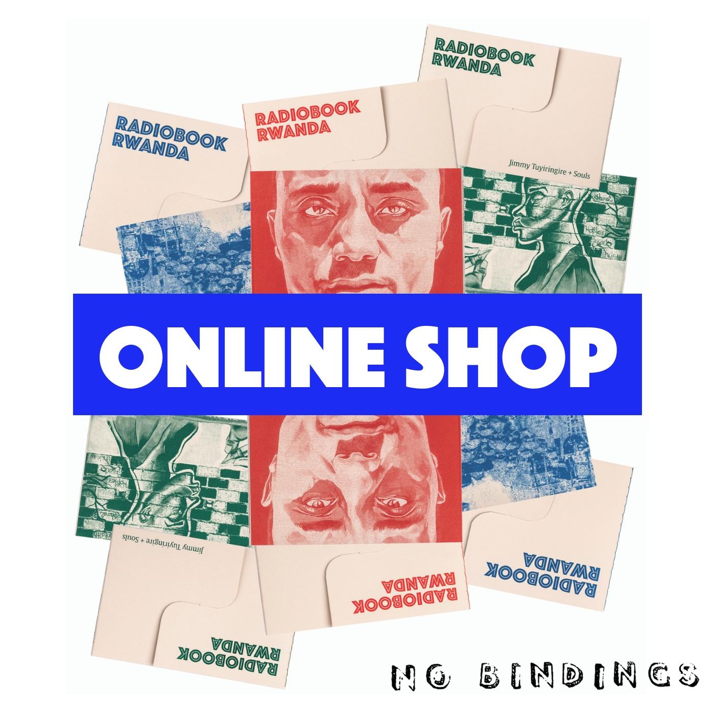 No Bindings online shop