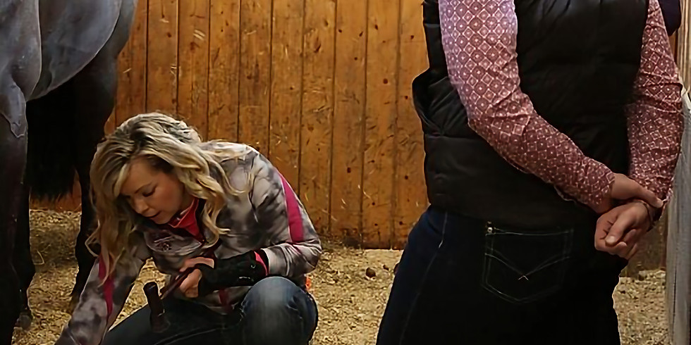 Maximizing Equine Performance - SATURDAY Ridden Sessions & Auditing