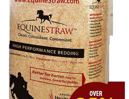 Equine Straw - Bag