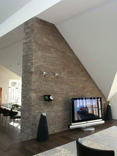Innenbereiche und Kamine