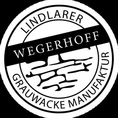 Lindlarer Grauwacke Manufaktur Wegerhoff Logo