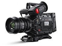 Blackmagic URSA Mini Pro - locação de câmeras
