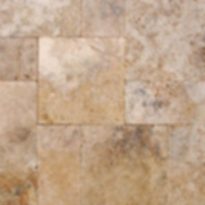 French Travertine Mocha Pattern