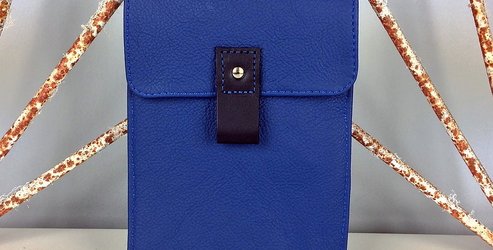 iPad Mini Case - Marine Blue