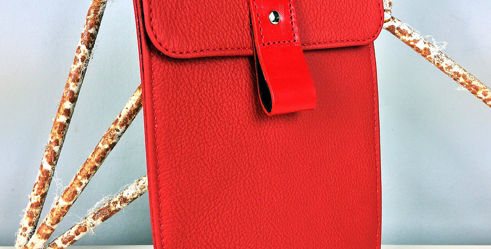 Kindle Case - Red