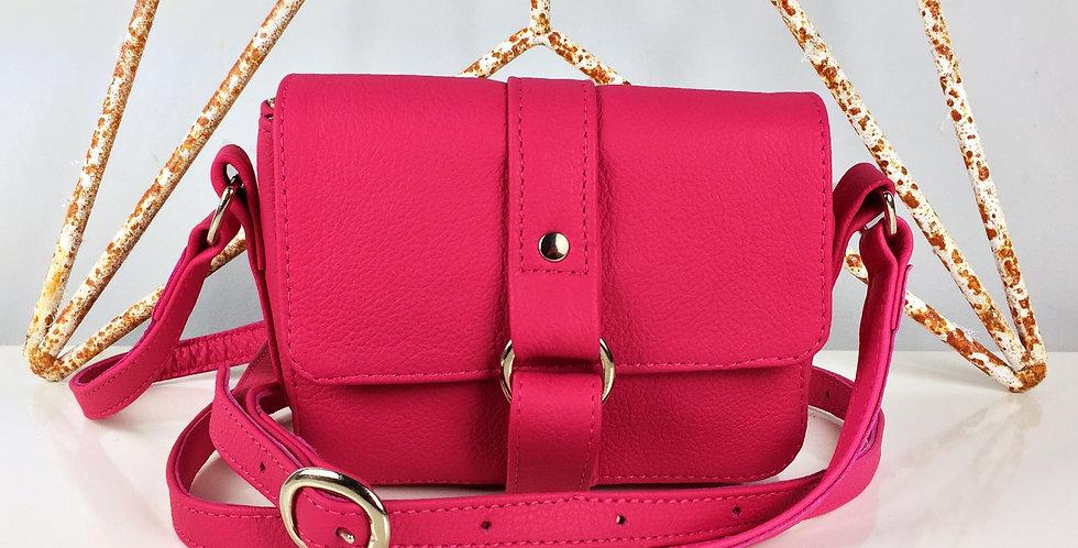 Berry Mini Handbag -Pink