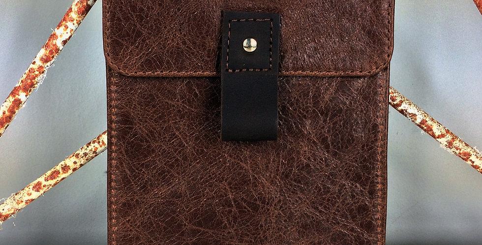 iPad Mini Case - Rustic Brown