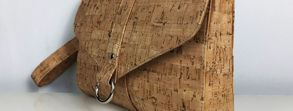 Natural cork bag UK