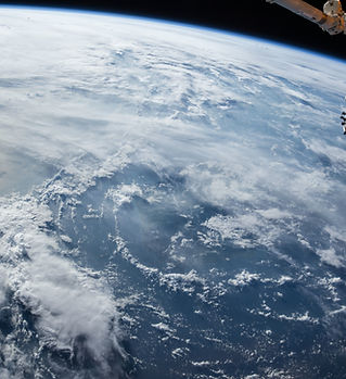 über die Erde