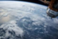 Por encima de la Tierra