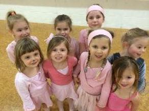 Ponsonby School of Dance Preschool Ballet