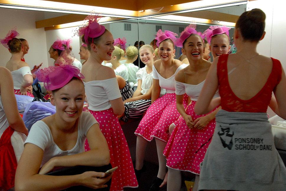 Ponsonby School of Dance Ballet and Jazz