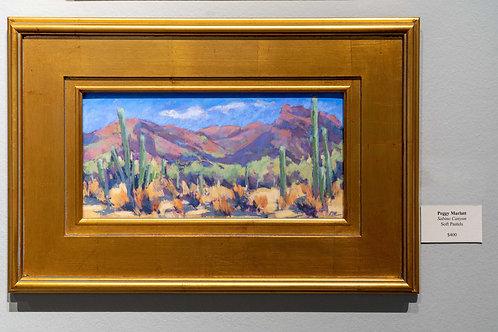 Sabino Canyon by Peggy Marlatt