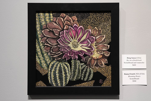 Blooming Hearts by Danna Fruetel