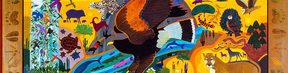 The Arizona-Sonora Desert Museum Poster by Allan Mardon
