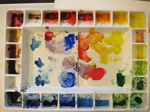 Watercolors for the Timid & Terrified