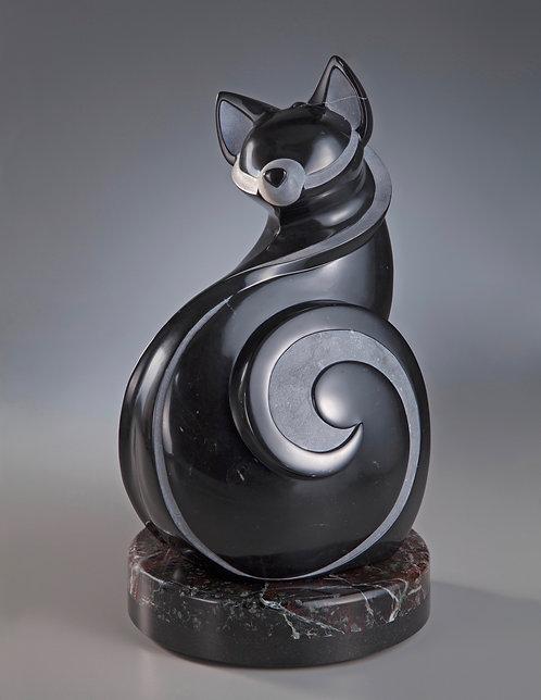 Feline Improvisation by Ellen Woodbury