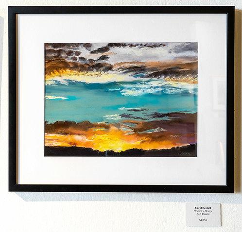 Heaven's Design by Carol Bendell