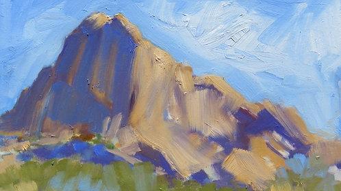 Acrylic Landscape: A Painterly Approach