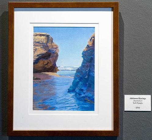 Seastack-3 by Adrianna Hewings