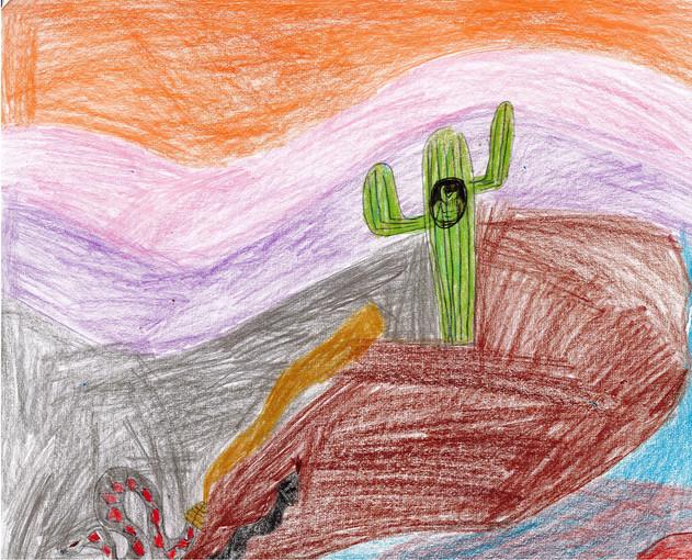 Neveah Owens, 3rd Grade