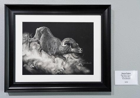 Big Horn Charge by Karen Nealon