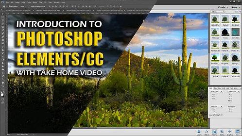 Intro to Photoshop (Dec. 18)