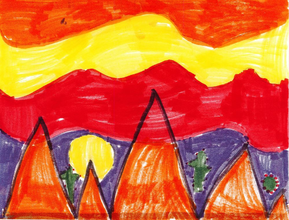 Madison T., 1st Grade, Superintendent's Choice K-3