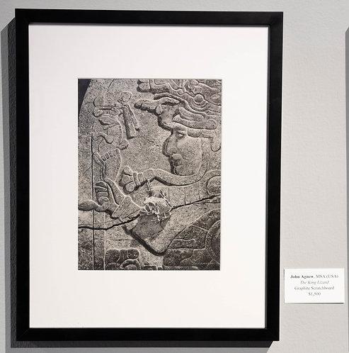 The Lizard King by John Agnew