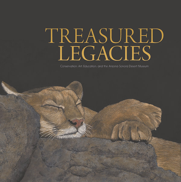 Treasured Legacies book release about the Arizona-Sonora Desert Museum's conservation programming and the contributions of Priscilla Baldwin