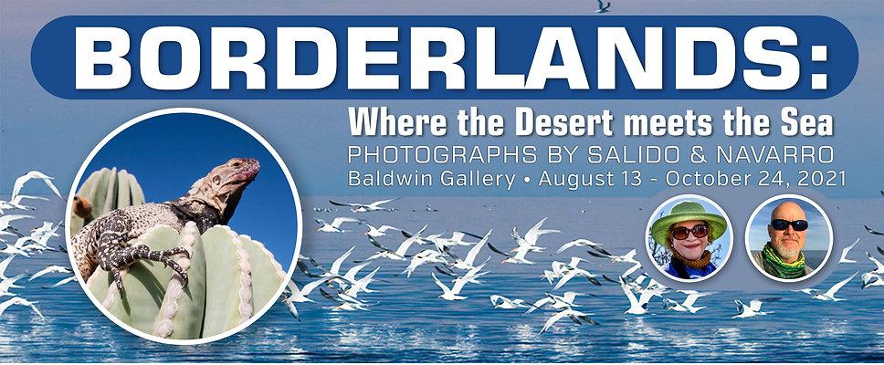 Borderlands Photography Exhibition by Pilar Salido and Carlos Navarro at the Arizona-Sonora Desert Museum Art Institute in Tucson, Arizona