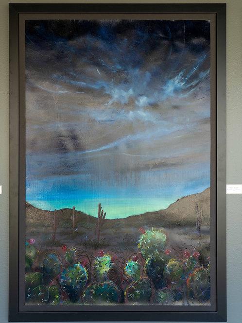 Desert Turmoil by Megan Johnson