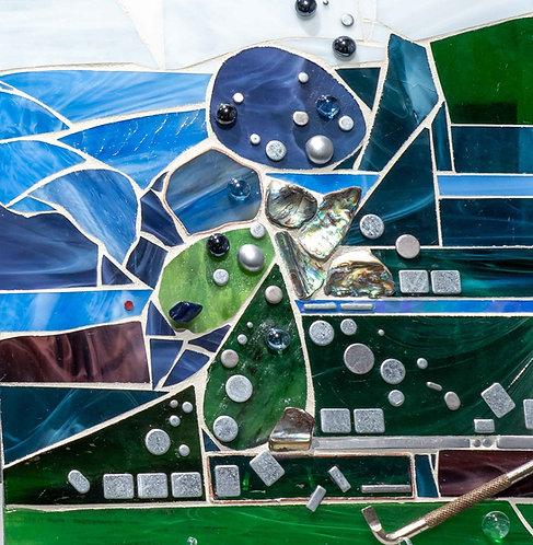 """""""Lake Kiva"""" by Andrea Edmundson"""