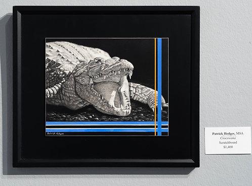 Crocswana by Patrick Hedges