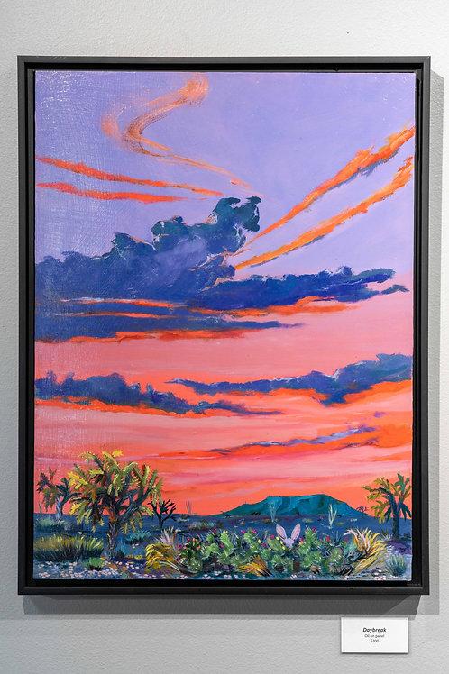 Daybreak byMegan Johnson