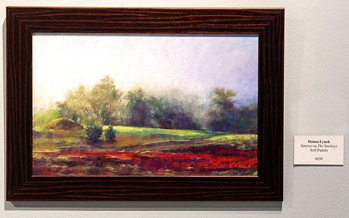Sunrise on the Smokeys by Donna Lynch