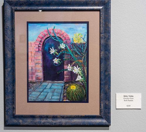 Garden Gate by Kitty Tobin