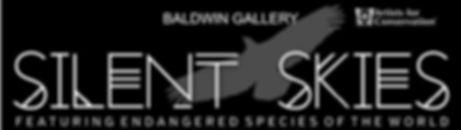"""Silent Skies"" art exhibition details - Tucson, Arizona - Artists for Conservtion - Arizona-Sonora Desert Museum"