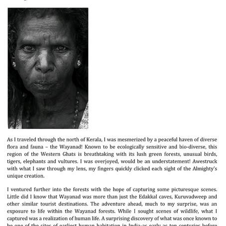 photo story pitch | Nithin Kumar