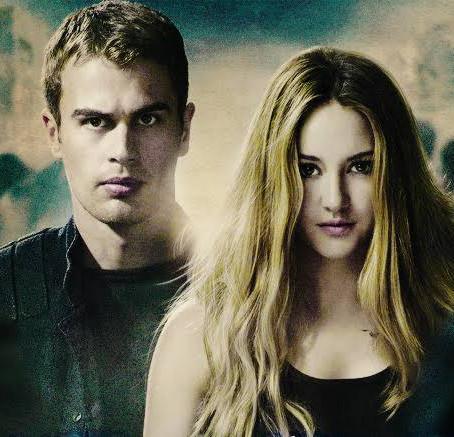 Dear Tris and Tobias| Nancy Sharma