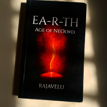 EA-R-TH Age Of Neolwd - BOOK REVIEW | Priyanshi Borad
