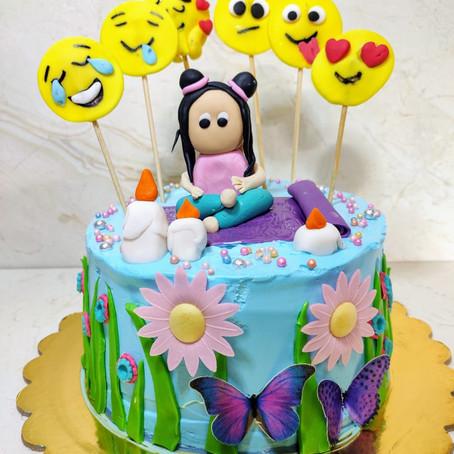 CAKES! | Vanshika Singh