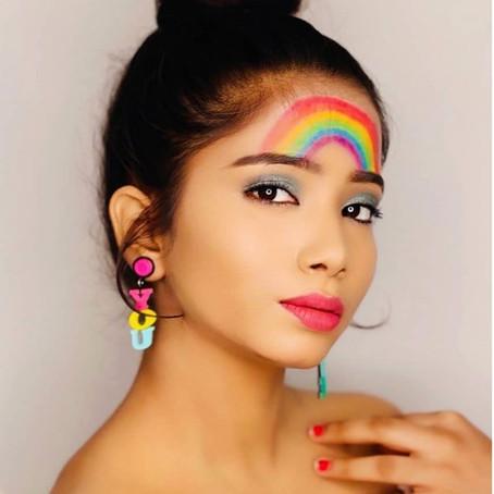 Pride Makeup| Shreya Pandey