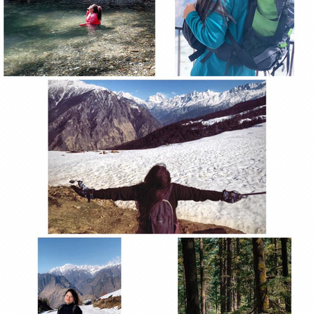 TO MY FIRST EVER SOLO TRIP | Isha Juneja