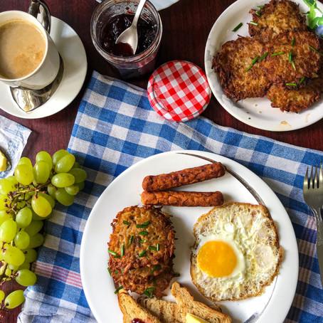homemade breakfast platter | Niyum ~ Bhupali ~ Nayanika