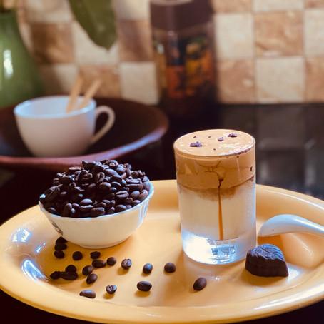 Dalgona Coffee | Revathy & Abey