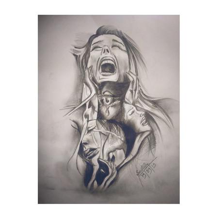 sketch from heart | Sweta Jha
