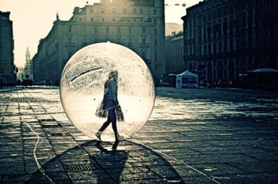 Living in a bubble | Ashita Karn