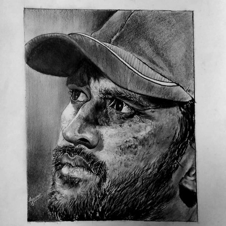 Sanguine sketches | Gaurav Verma